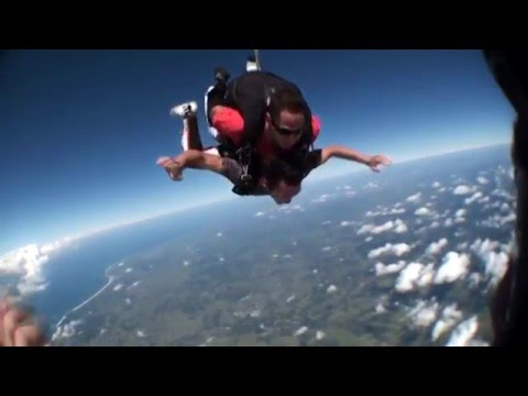 My 1st Skydive Byron Bay Andrew Jennings.mp4 streaming vf