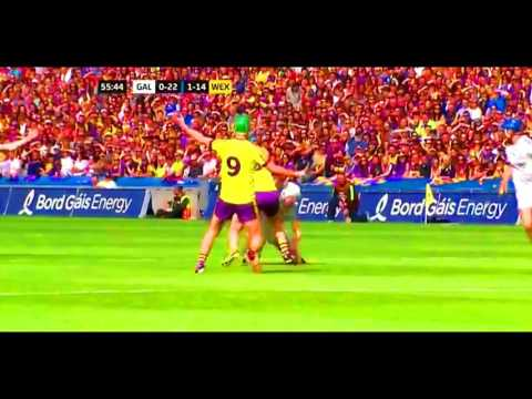 Conor Cooney Outstanding Display Highlights  - Galway v Wexford  - 2017 Hurling Championship