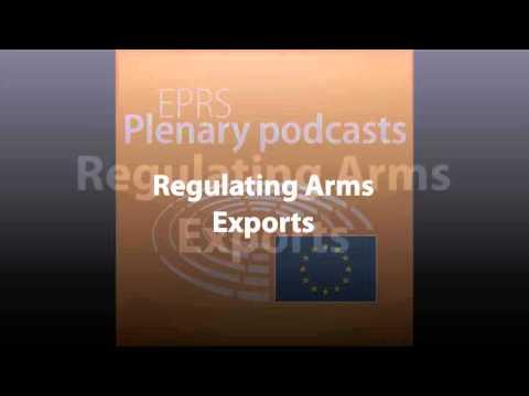 Regulating Arms Exports