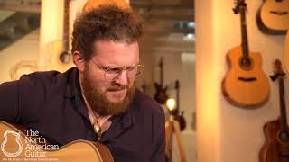 Andrew White Freja 1020 NAT Acoustic Guitar Played By Ben Smith (Part Two)