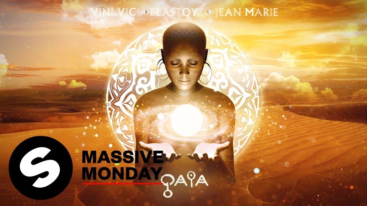 Download Vini Vici, Blastoyz, Jean Marie - Gaia (Official Audio)