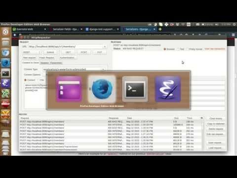 [Screencast] Sending array of values to Django REST API