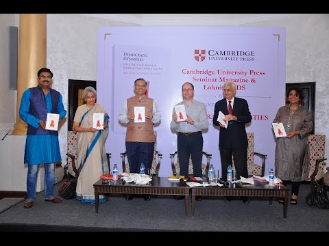 Book discussion on Kanchan Chandra's Democratic Dynasties