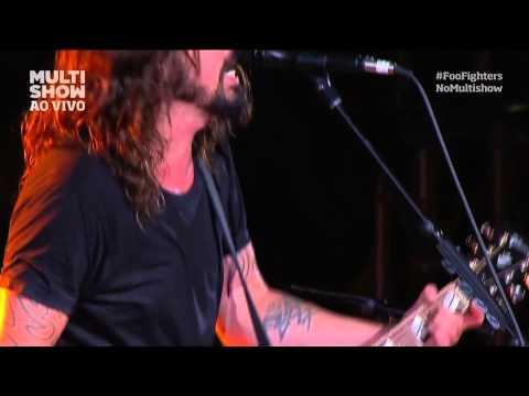 Foo Fighters - Wheels - Rio de Janeiro Maracanã 1080p