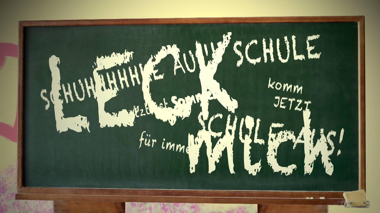 J.B.O. - Schule aus (Lyrik-Video) - YouTube
