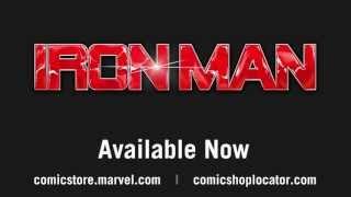 Iron Man #8 - Kieron Gillen Explains It All - Marvel AR