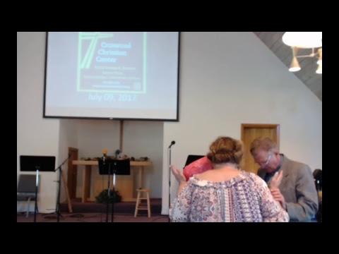 "070917 Pastor Rick Barnes, ""The Victor's Crown"""