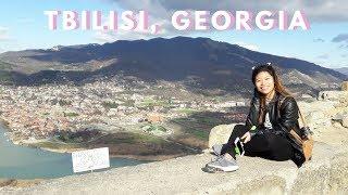 EXPLORING TBILISI, GEORGIA