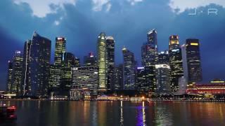 DJI MAVIC PRO - MARINA BAY SINGAPORE
