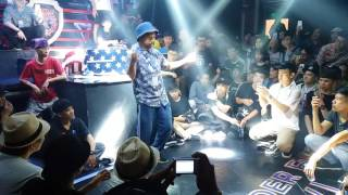 JUDGESHOW CASE | Gucchon Japane | Wonderfunk vol.6 | Poping 2017