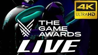 THE GAME AWARDS 2018 LIVE Stream 4K Link!