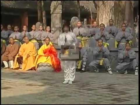 Shi de Yang - Appreciation of Shaolin Kung Fu 2