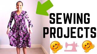 Швейные проекты DIY - март