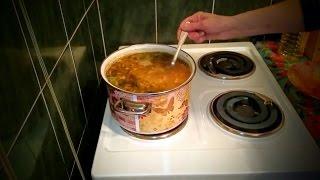 Вкусный Гороховый суп с копченостями! Обалденный рецепт Секрета