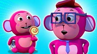 🔴 Johny Johny Yes Papa | Best Nursery Rhymes | 3D Kids Songs by All Babies Channel