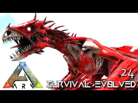 Thumbnail: ARK: SURVIVAL EVOLVED - NEW ZOMBIE WYVERN & ANCIENT MANTICORE !!! E24 (ARK ETERNAL CRYSTAL ISLES)