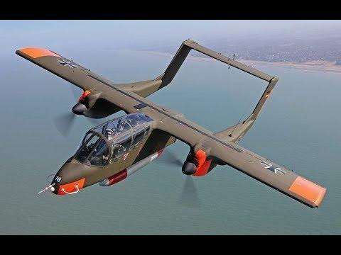 OV-10 BRONCO DEMO TEAM // Eurasia Airshow 2018