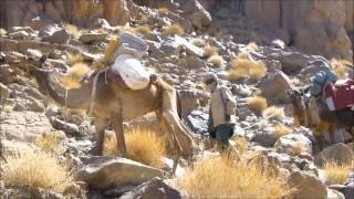 Exploring North West Tschad. Tibesti Mountains. Emi Koussi.