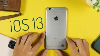 Dùng iOS 13 chính thức trên iPhone 6s Plus sau 1 ngày - Nên lên!