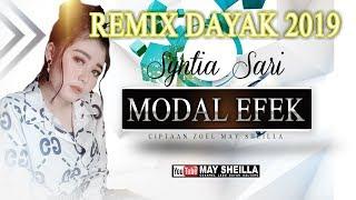 Download Mp3 Lagu Dayak Terbaru 2019 '' Modal Efek '' By Syntia Sari  Officia