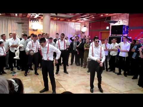 Cool Jewish Wedding Dance!!!!