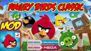 Descargar Apk de Angry Birds Classic MOD/ Versión 8.0.0-Android