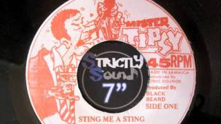Sting Me A Sting - Rappa Orett