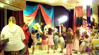 Club Santa Ponsa Majorca Kid's Disco