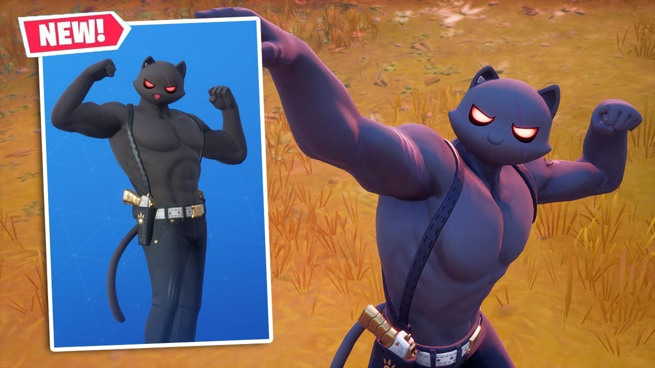Fortnite Meowscles Outfit Fortnite Battle Royale