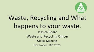 What, Where and How to Recycle?