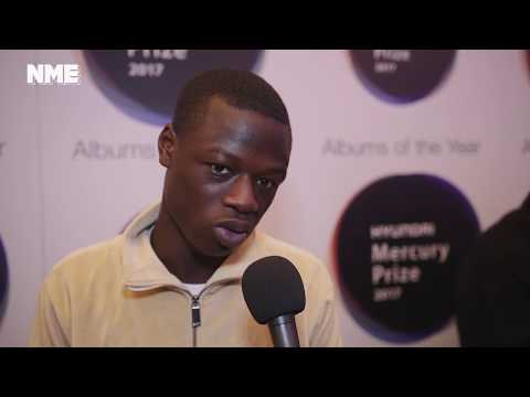 J HUS on the Mercury Prize 2017, Stormzy and how 'genre doesn't exist any more'