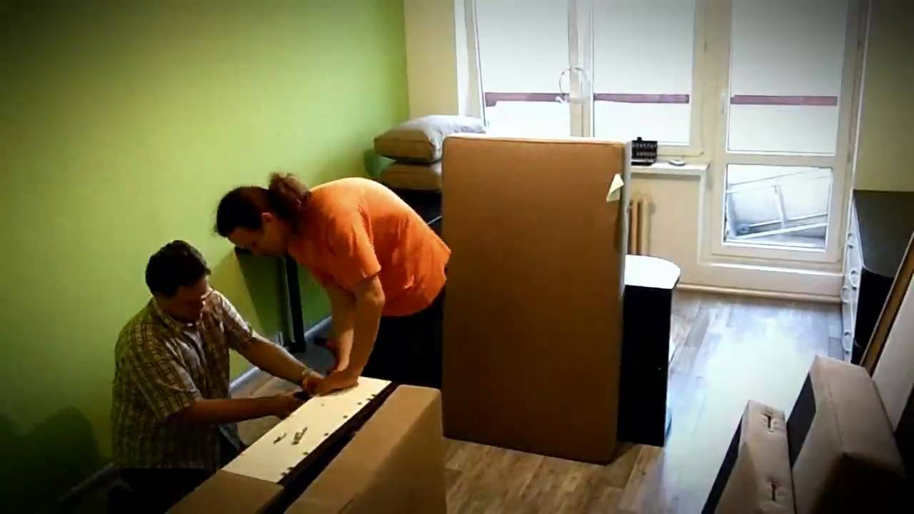 knislinge sofa assembly american freight reclining sofas building of the ikea couch youtube