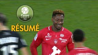 Stade Brestois 29 - AC Ajaccio ( 2-0 ) - Résumé - (BREST - ACA) / 2018-19