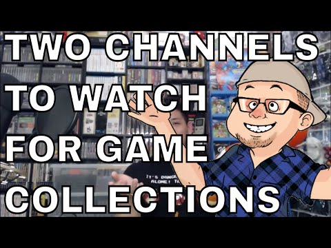 Two Channels to Watch for Awesome Game Collections/Finds