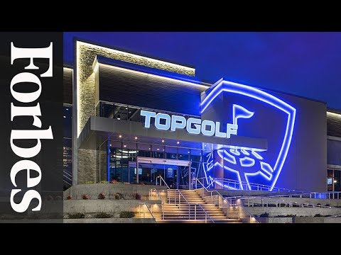 Inside TopGolf's First Northeast Location