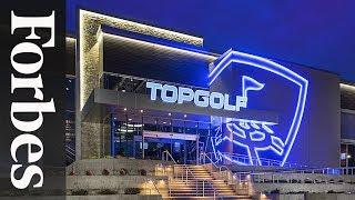 Inside TopGolf