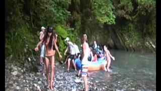 видео Долина реки Бзыбь