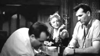 Dial 1119.      1950 Film Noir..     William Conrad  is   Chuckles the  Bartender