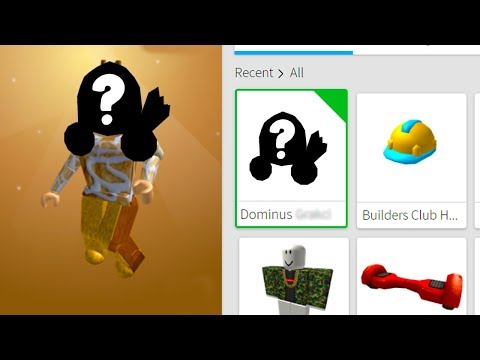 BUYING A $500 MYSTERY ROBLOX ACCOUNT *DOMINUS & FEDORAS*