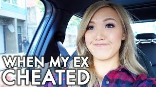 When My Ex Cheated | #vlogsgiving