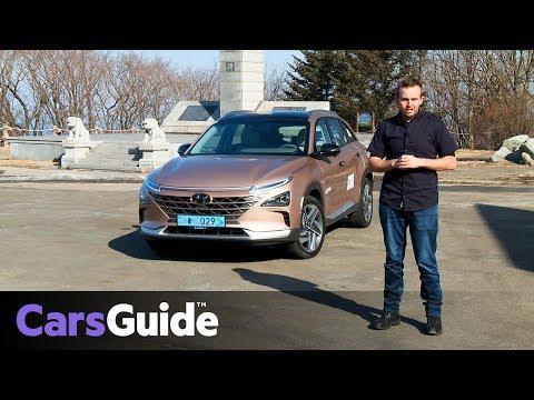 Hyundai Nexo 2018 review