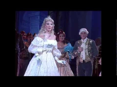 Aria Cinderella (finale) from opera Cinderella by G. Rossini