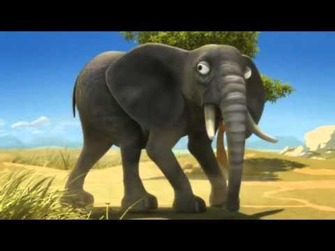LEON 1.6 y elefantes Discovery Kids 360p