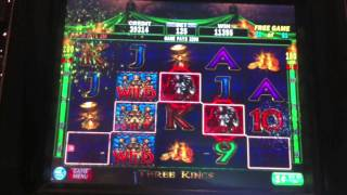 IGT - Three Kings Slot - Harrah's Chester Casino - Chester, PA.