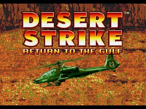 Mega Drive Longplay [167] Desert Strike