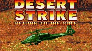 Mega Drive Longplay [167] Desert Strike: Return to the Gulf