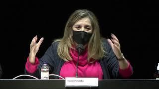 Roda de premsa de presentació del decàleg de mesures per a un audiovisual a Catalunya