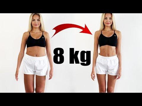 In einer Woche 8 Kilo abnehmen