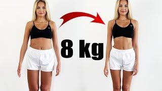 Wie ich 8 kg in 8 Wochen abgenommen habe | XLAETA