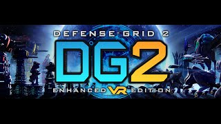 Defense Grid 2 - Enhanced VR Edition - Official Game Trailer